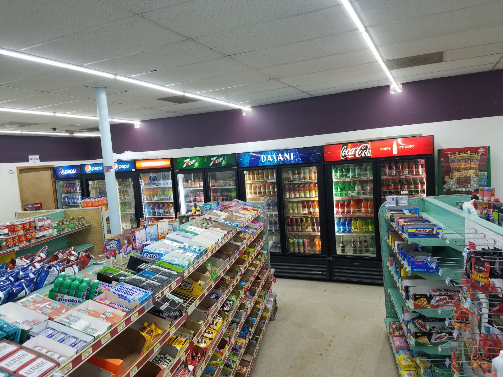 Convenience Stores Gas Stations Atlanta Restaurants